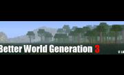 Better World Generation 3 Mod para Minecraft 1.4.6 y 1.4.7