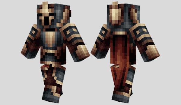 Black Guard Skin