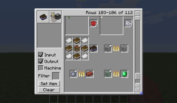 CraftGuide Mod para Minecraft 1.4.6 y 1.4.7
