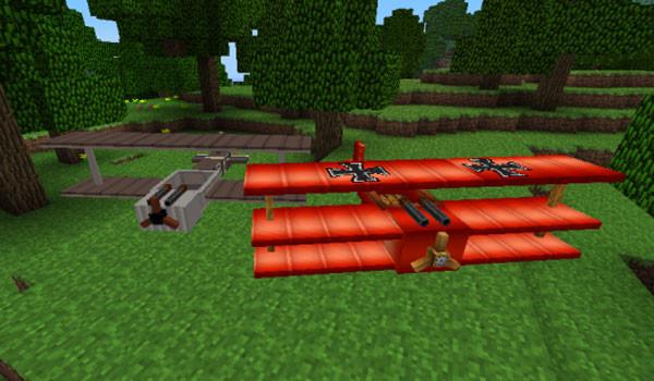 Flan's Mod para Minecraft 1.4.6 y 1.4.7
