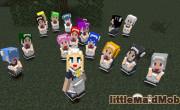 LittleMaidMob Mod para Minecraft 1.4.6 y 1.4.7