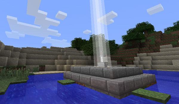 Sword Pedestal Mod para Minecraft 1.4.6 y 1.4.7