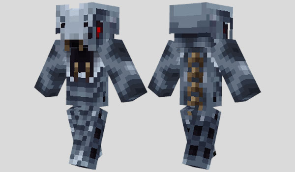 Tiamat Skin para Minecraft