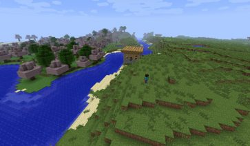 You Are Herobrine Mod para Minecraft 1.4.6 y 1.4.7