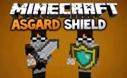 Asgard Shield Mod para Minecraft 1.4.6 y 1.4.7