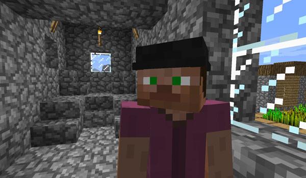 Human Villagers Mod para Minecraft 1.4.6 y 1.4.7