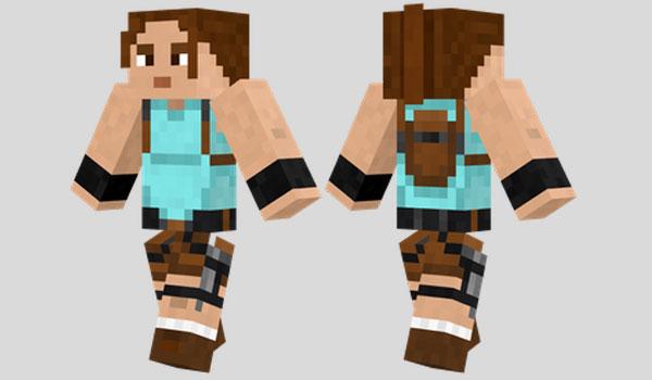 Lara Croft Skin