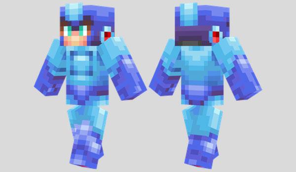 Megaman Skin