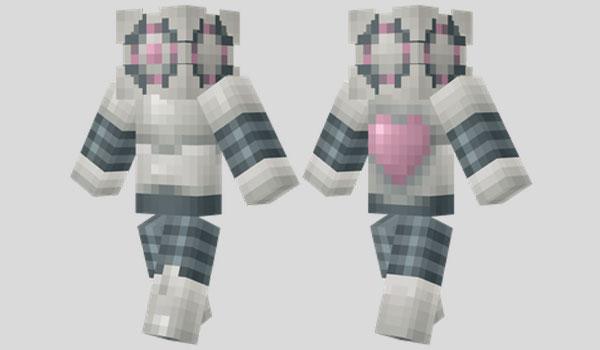 Portal Companion Droid Skin