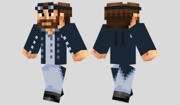 Skylord Skin para Minecraft