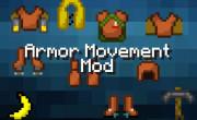 Armor Movement Mod para Minecraft 1.5.1 y 1.5.2