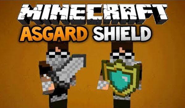 Asgard Shield Mod para Minecraft 1.5.1 y 1.5.2