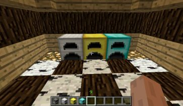Better Furnace Mod para Minecraft 1.4.6 y 1.4.7