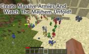 Clay Soldiers Mod para Minecraft 1.5.1 y 1.5.2