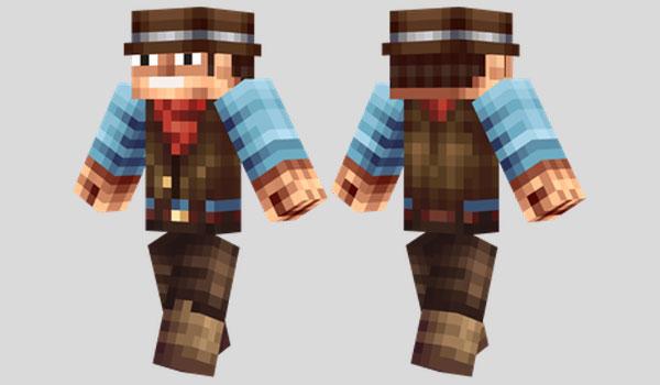 Cowboy Skin