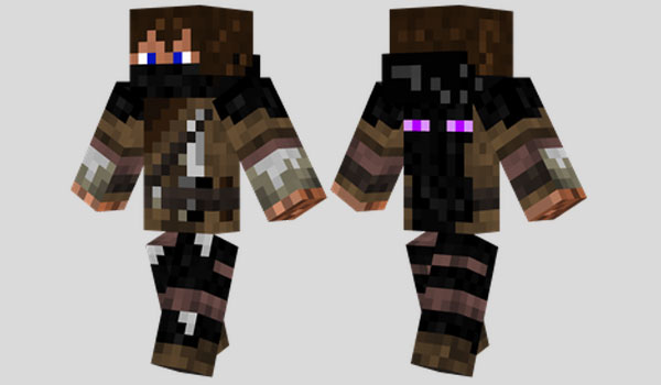 Enderman Hunter Skin