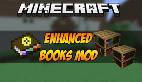 Enhanced Books Mod para Minecraft 1.5.1 y 1.5.2