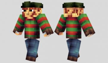 Freddy Krueger Skin