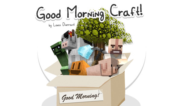 Good Morning Craft Texture Pack