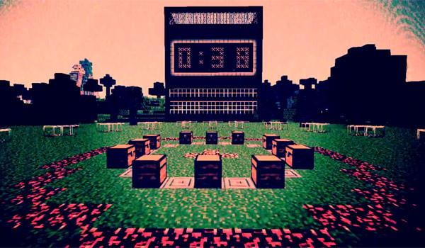Hunger Games Map para Minecraft 1.5
