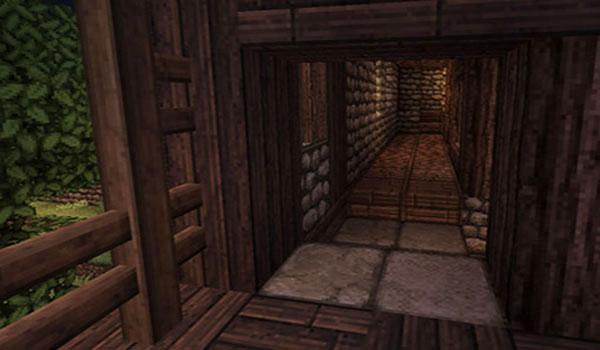 imagen donde podemos apreciar distintos tipos de piedra y madera, del johnsmith texture pack.