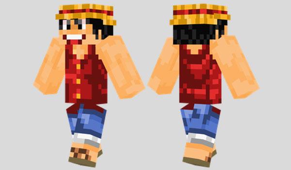 Monkey D. Luffy Skin