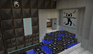 Precisely Portal Texture Pack para Minecraft 1.12