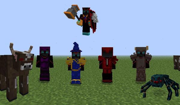 RPG Inventory Mod para Minecraft 1.5.1