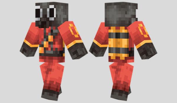 TF2 Pyro Skin