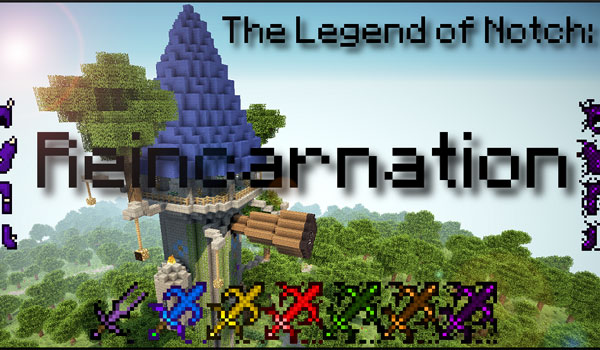 The Legend of Notch 1.5.1 y 1.5.2