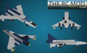 The RC Mod para Minecraft 1.4.6 y 1.4.7
