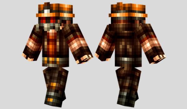 Apocalypse Survivor Skin