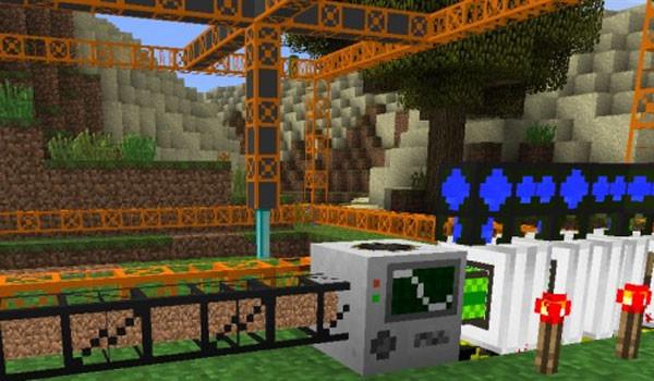 BuildCraft Mod para Minecraft 1.5.1 y 1.5.2