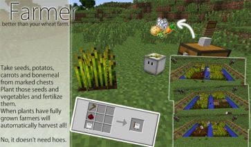 CubeBots Mod para Minecraft 1.5.1 y 1.5.2