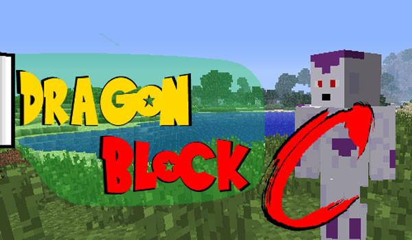 Dragon Block C Mod para Minecraft 1.5.1 y 1.5.2
