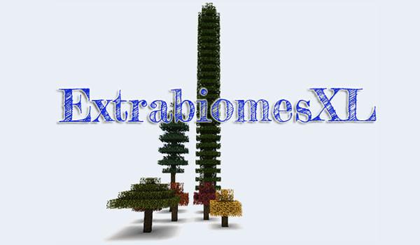 Extrabiomes XL Mod para Minecraft 1.5.1 y 1.5.2