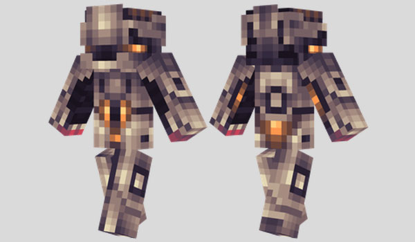 Paladin Suit Skin
