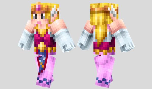 Princess Zelda Skin