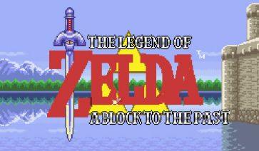 Legend of Zelda: Block to the Past Map para Minecraft 1.5.1