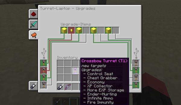 Turret Mod para Minecraft 1.5.1 y 1.5.2