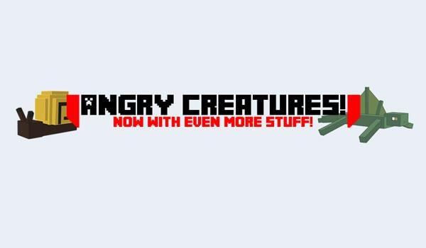 Angry Creatures Mod para Minecraft 1.5.1 y 1.5.2