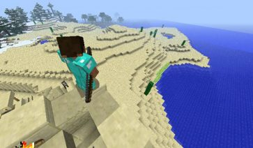 Better Bows Mod para Minecraft 1.5.1 y 1.5.2