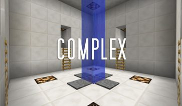 Complex Map para Minecraft 1.5.2