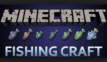 Fishing Craft Mod para Minecraft 1.5.2