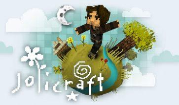 Jolicraft Texture Pack para Minecraft 1.13 y 1.12
