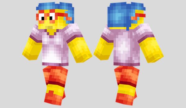 Milhouse Skin