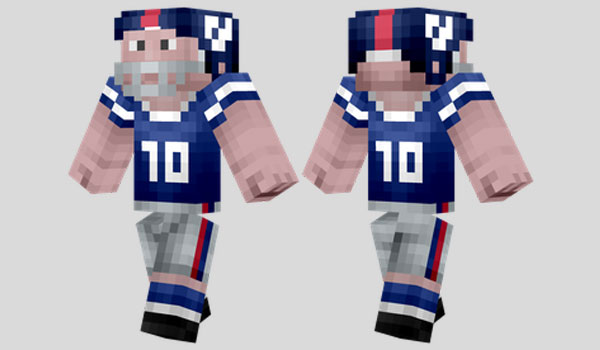 NFL Player Skin
