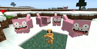 Pokécube Mod para Minecraft 1.5.2