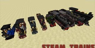 Traincraft Mod para Minecraft 1.5.1 y 1.5.2