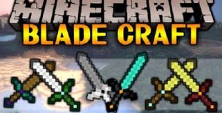 BladeCraft Mod para Minecraft 1.5.2